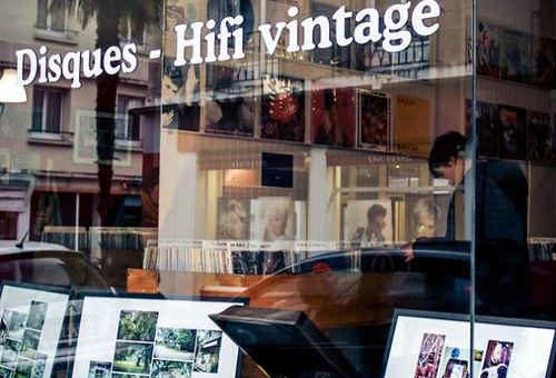 Corner Records, le shop partenaire