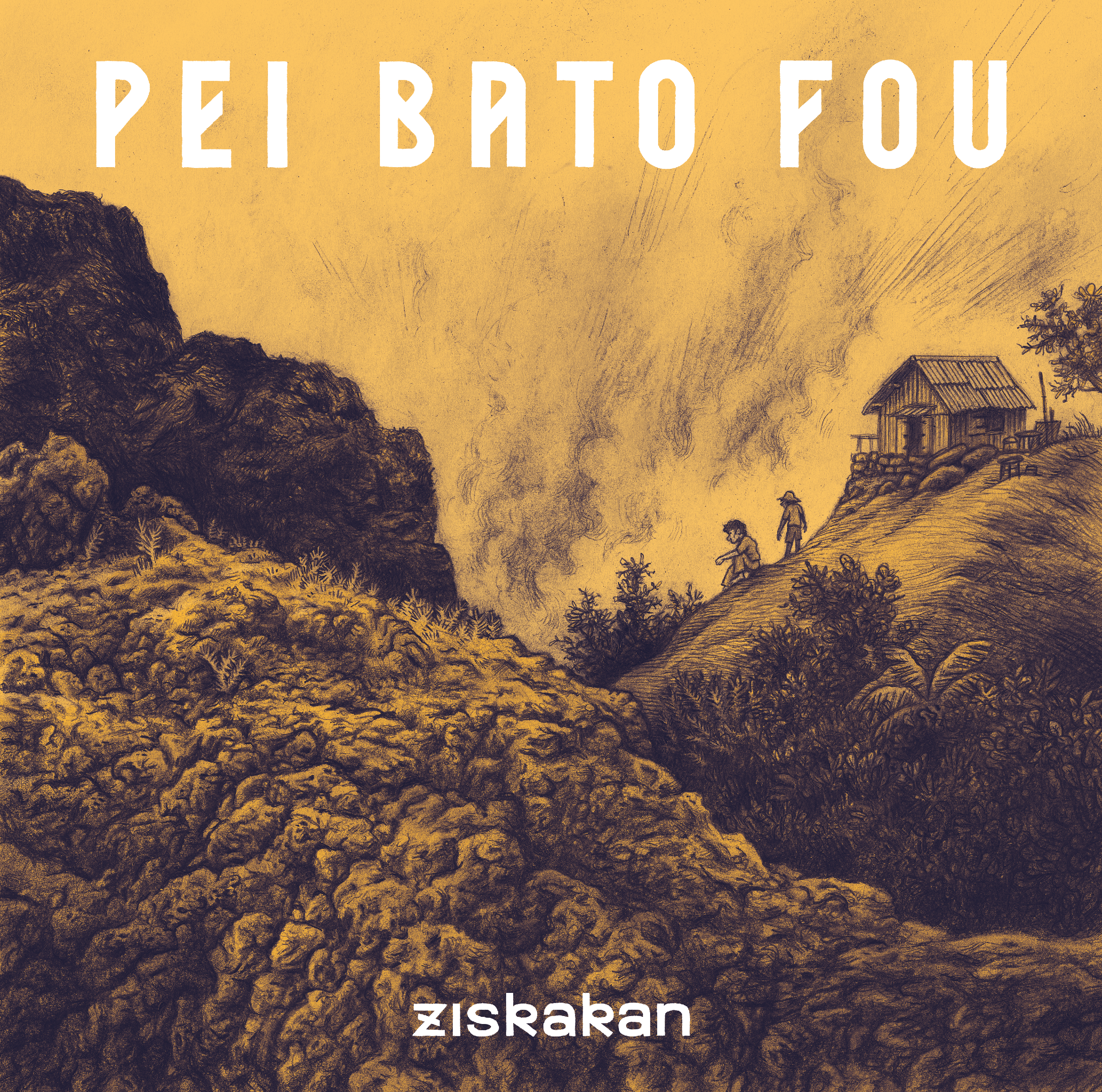 PEI BATO FOU is coming soon !!